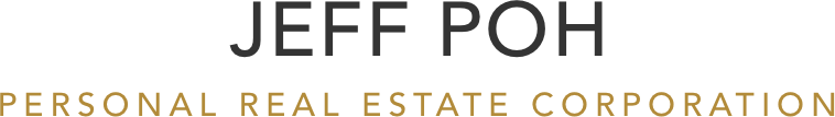 Jeff Poh - Personal Real Estate Corporation